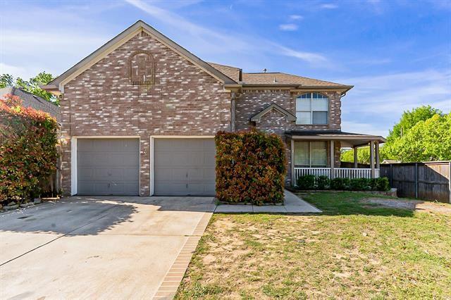 4700 Misty Ridge Drive, Fort Worth, TX 76137 - #: 14553632