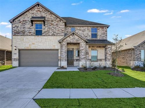 Photo of 640 Fletcher Drive, Fate, TX 75087 (MLS # 14152633)