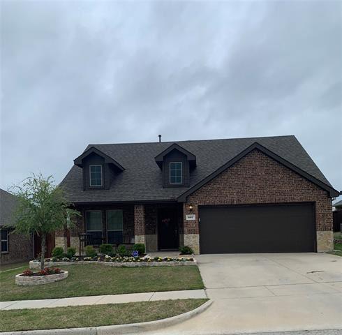 Photo of 607 Eleanor Drive, Fate, TX 75087 (MLS # 14601633)