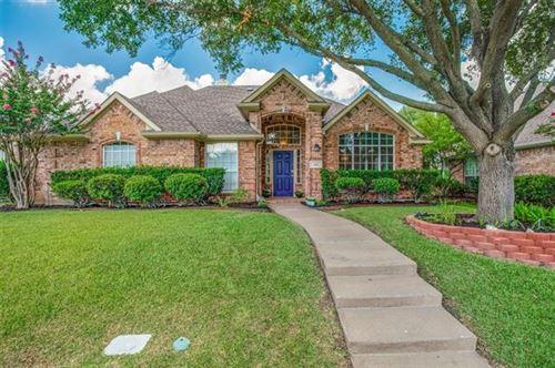 Photo of 308 Belvedere Drive, Allen, TX 75013 (MLS # 14691633)