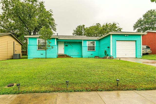 3844 Childress Street, Fort Worth, TX 76119 - #: 14440633