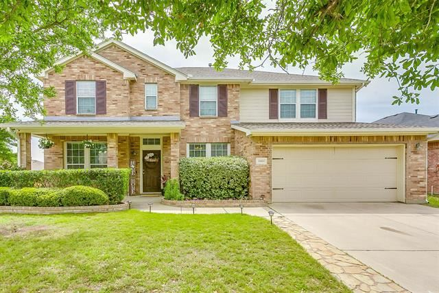 10401 Sixpence Lane, Fort Worth, TX 76108 - #: 14327634