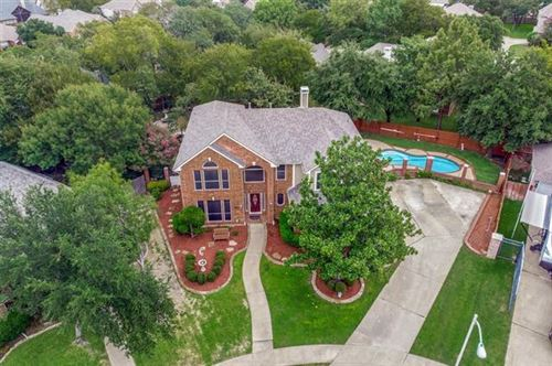Photo of 8809 Stonewall Court, North Richland Hills, TX 76182 (MLS # 14419635)