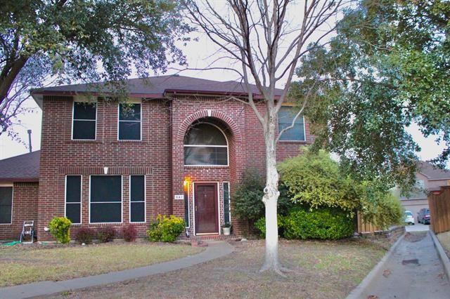 841 Lanshire Court, Mesquite, TX 75149 - #: 14496638