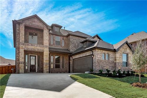 Photo of 532 Big Bend Drive, Keller, TX 76248 (MLS # 14253640)