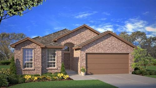Photo of 1441 ARCHWAY Court, Fort Worth, TX 76247 (MLS # 14462643)