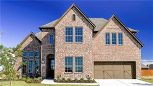 Photo of 840 Kesswick Pass Drive, Prosper, TX 75078 (MLS # 14140645)