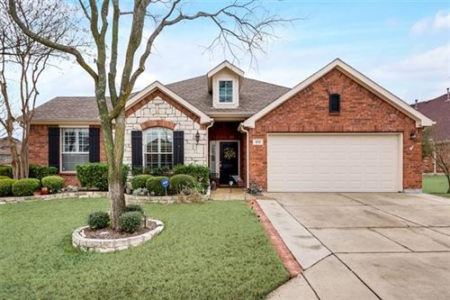 Photo of 451 LONG COVE Drive, Fairview, TX 75069 (MLS # 14505646)