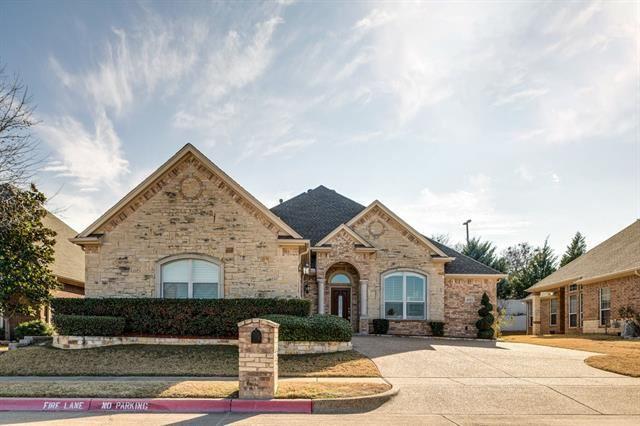 4912 Ridge Circle, Benbrook, TX 76126 - #: 14498648