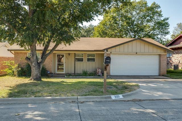 309 Arthur Drive, Hurst, TX 76053 - #: 14447649