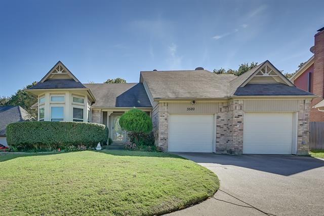 3520 Mckamy Oaks Trail, Arlington, TX 76017 - #: 14462649