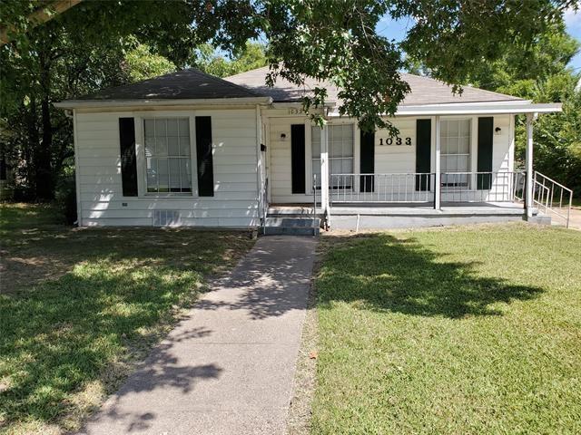 1033 N Lockhart Street, Sherman, TX 75092 - #: 14661649