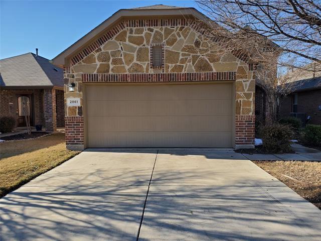 2861 Houston Wood Drive, Fort Worth, TX 76244 - #: 14521651