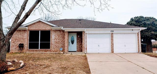1725 Wren Drive, Mansfield, TX 76063 - #: 14523651