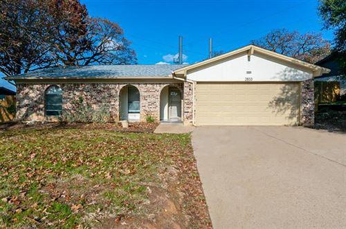 Photo of 2833 Cummings Drive, Bedford, TX 76021 (MLS # 14488653)