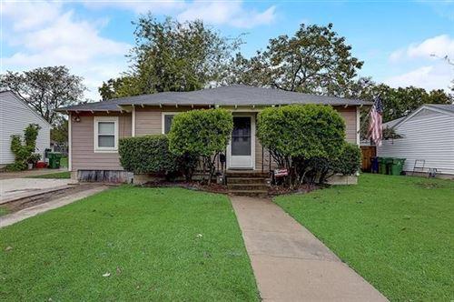 Photo of 821 Dent Street, Garland, TX 75040 (MLS # 14461654)