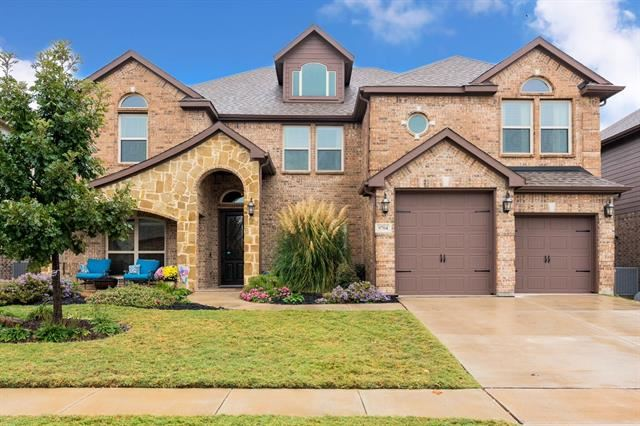 9704 White Bear Trail, Fort Worth, TX 76177 - #: 14460654