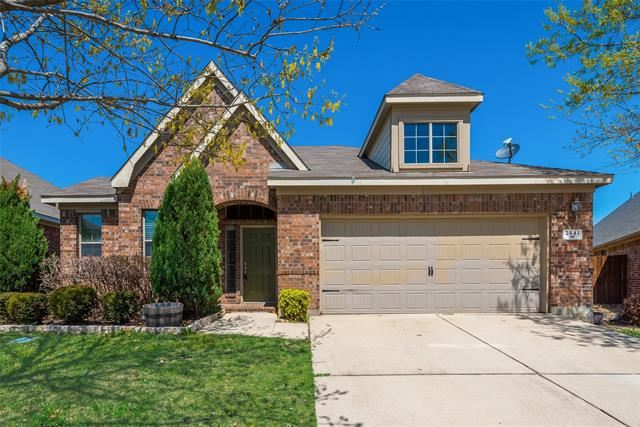 2541 Whispering Pines Drive, Fort Worth, TX 76177 - #: 14546658