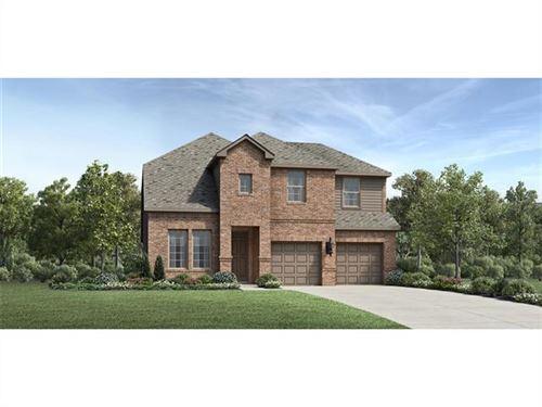 Photo of 1504 Parker-Stone Boulevard, Denton, TX 76210 (MLS # 14689659)