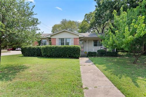 Photo of 1701 Westchester Street, Denton, TX 76201 (MLS # 14612660)