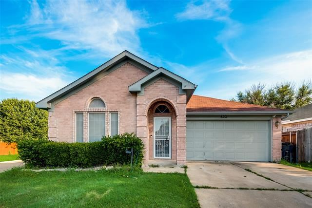 4201 S Coral Springs Drive, Fort Worth, TX 76123 - #: 14595661