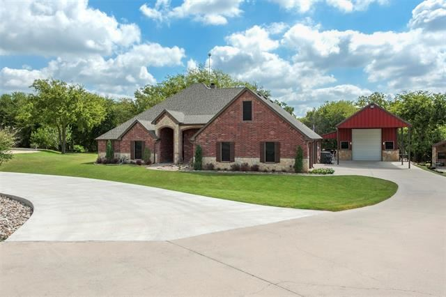 110 Falling Star Court, Weatherford, TX 76088 - #: 14675662