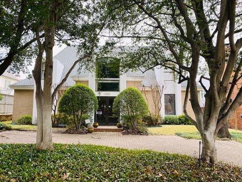 Photo of 2916 University Boulevard, University Park, TX 75205 (MLS # 14502664)