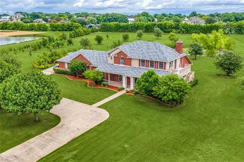 Photo of 3510 AMBERWOOD Lane, Prosper, TX 75078 (MLS # 14622665)