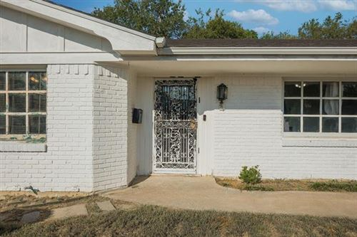 Photo of 4008 Tara Drive, Benbrook, TX 76116 (MLS # 14667665)