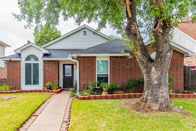 4357 Saugus Drive, Grand Prairie, TX 75052 - MLS#: 14678666