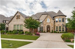 Photo of 4151 Castle Bank Lane, Frisco, TX 75033 (MLS # 14096667)