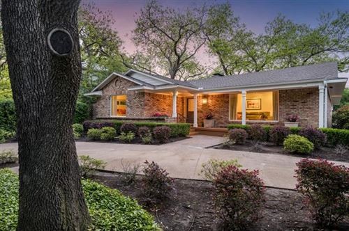 Photo of 4600 Lorraine Avenue, Highland Park, TX 75209 (MLS # 14398668)