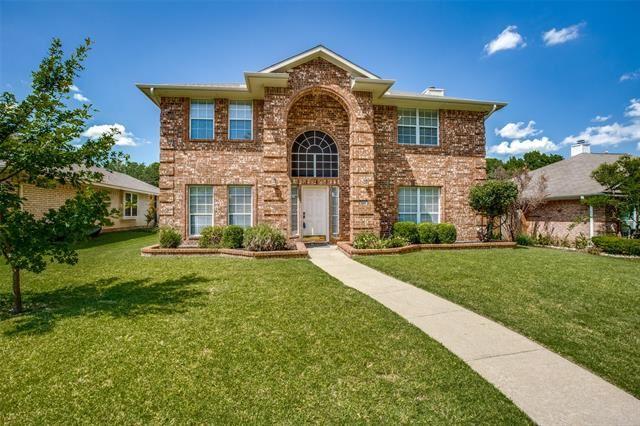 823 Sterling Court, Allen, TX 75002 - #: 14644669