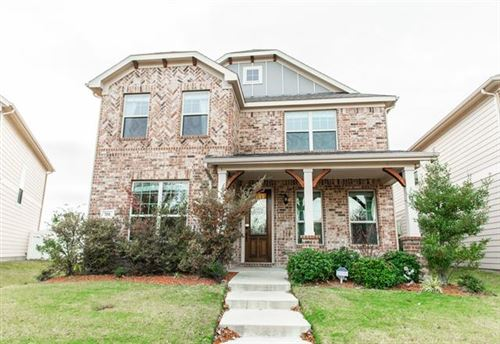 Photo of 705 Whitemarsh Drive, Aubrey, TX 76227 (MLS # 14476670)