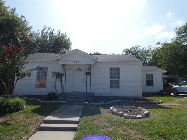 913 S 5th Street, Garland, TX 75040 - #: 14634670