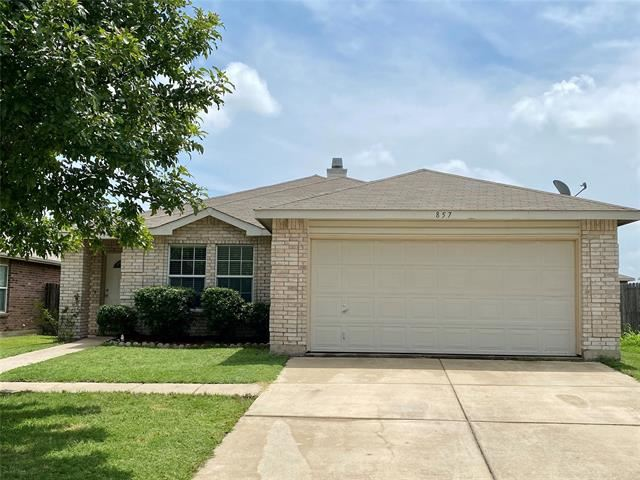 857 Cats Eye Drive, Fort Worth, TX 76179 - #: 14382671