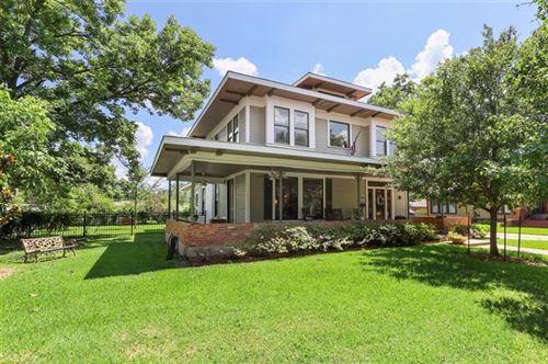 Photo of 1417 Park Street, Greenville, TX 75401 (MLS # 14360675)