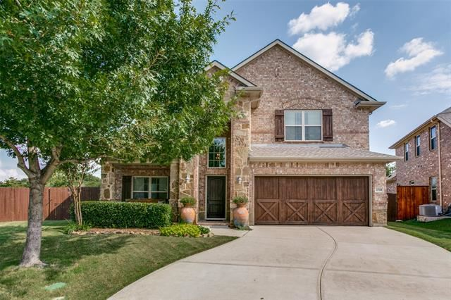2544 Whispering Pines Drive, Fort Worth, TX 76177 - #: 14436675