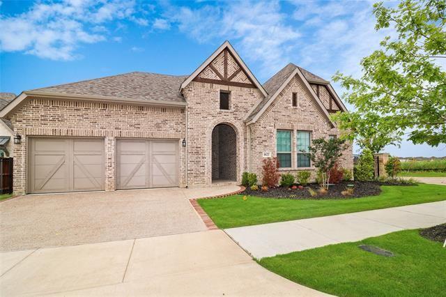 4622 Magnolia Park Drive, Arlington, TX 76005 - #: 14592675