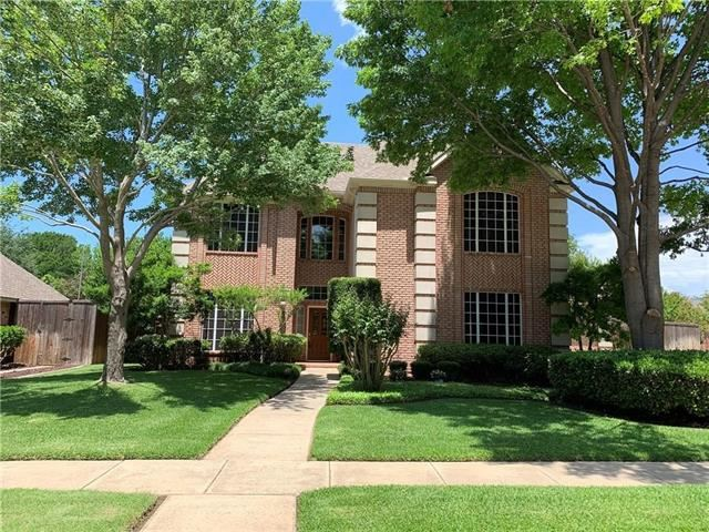 312 W MILL VALLEY Court, Colleyville, TX 76034 - #: 14655675