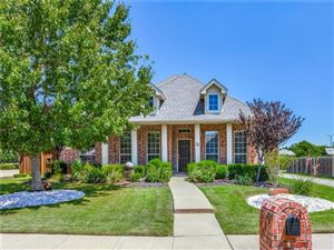 Photo of 1522 Castle Pines Drive, Frisco, TX 75036 (MLS # 14143676)