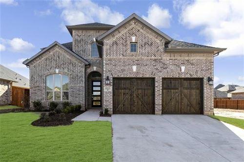Photo of 1813 Briscoe Drive, Lantana, TX 76226 (MLS # 14172678)
