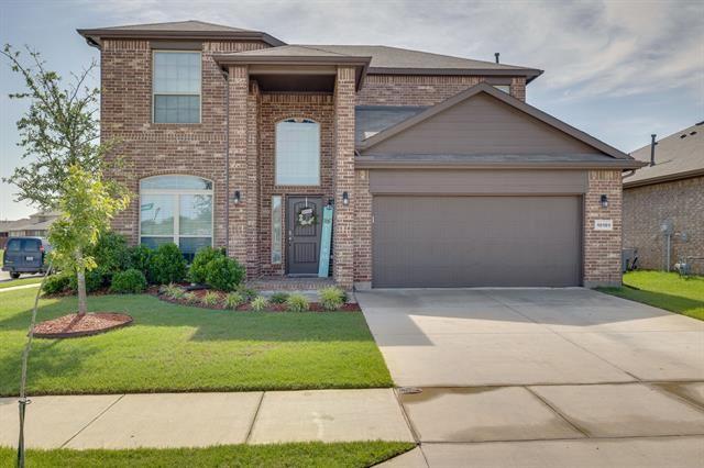 10101 Saltbrush Street, Fort Worth, TX 76177 - #: 14587678