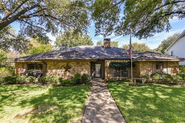 3705 S Shadycreek Drive, Arlington, TX 76013 - #: 14677678