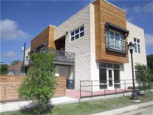Photo of 1124 Galveston Avenue #A, Fort Worth, TX 76104 (MLS # 14172684)