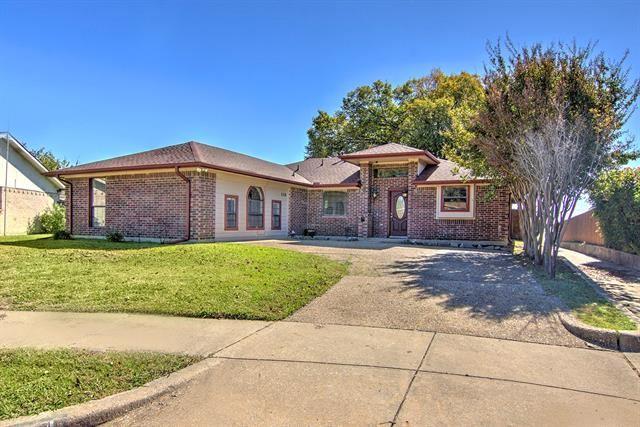 1114 Heritage Drive, Garland, TX 75043 - #: 14463684