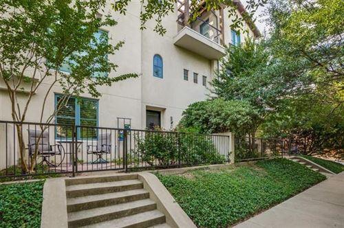 Photo of 4406 Bowser Avenue #21, Dallas, TX 75219 (MLS # 14469685)