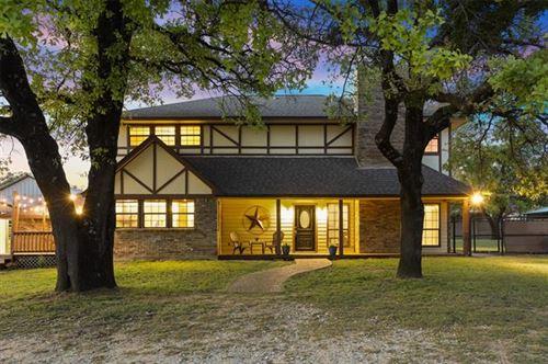 Photo of 825 Rockgate Road, Bartonville, TX 76226 (MLS # 14550686)