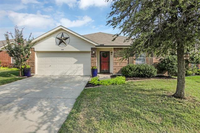 848 Poncho Lane, Haslet, TX 76052 - #: 14665688