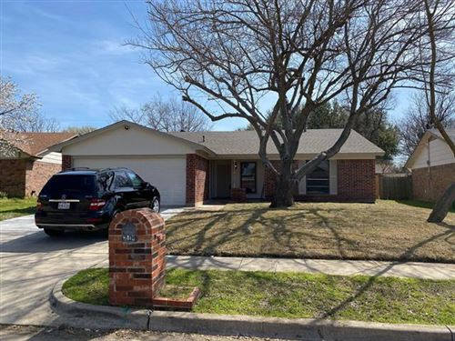 Photo of 6416 Sudbury Way, North Richland Hills, TX 76182 (MLS # 14299689)